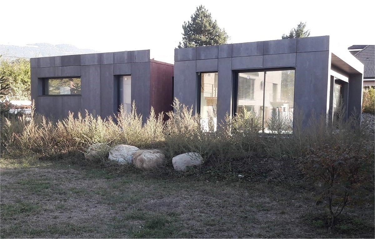 Maison plain pied à St. Julien en Genevois (01)